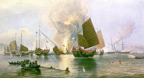 Основы империи, или немного из истории наркобизнеса