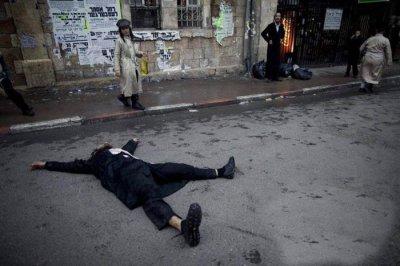 23 февраля и 8 марта – один еврейский праздник смерти - Пурим.