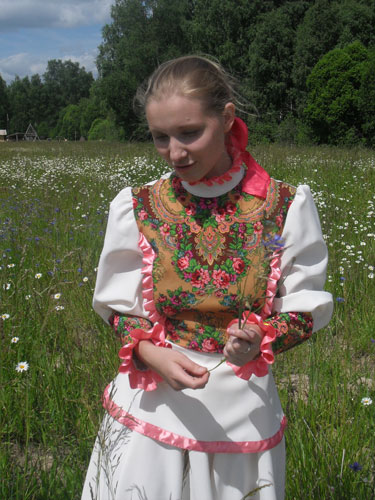 Валентина Рябкова
