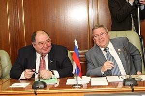 «Странный сенатор Торшин в странном Совете Федерации»